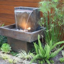 WATER FEATURES 8